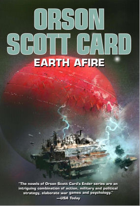 Earth Afire cover art