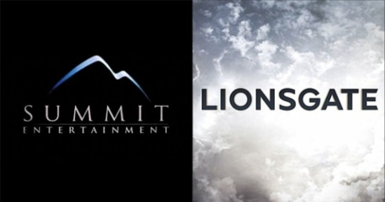 Summit and Lionsgate logos