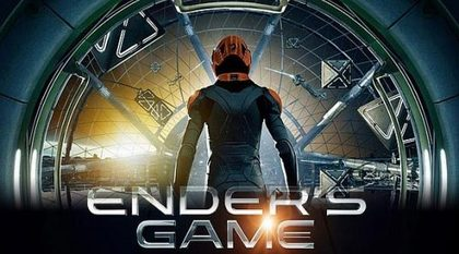 Ender's Game Charity-Buzz
