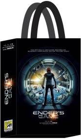 ENDERS GAME Poster Bag - Summit Booth