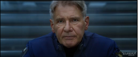 Harrison Ford Welcome to Battle School