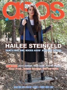 hailee steinfeld ASOS