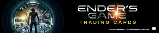 cryptozoic trading cards endersgame_1000x211